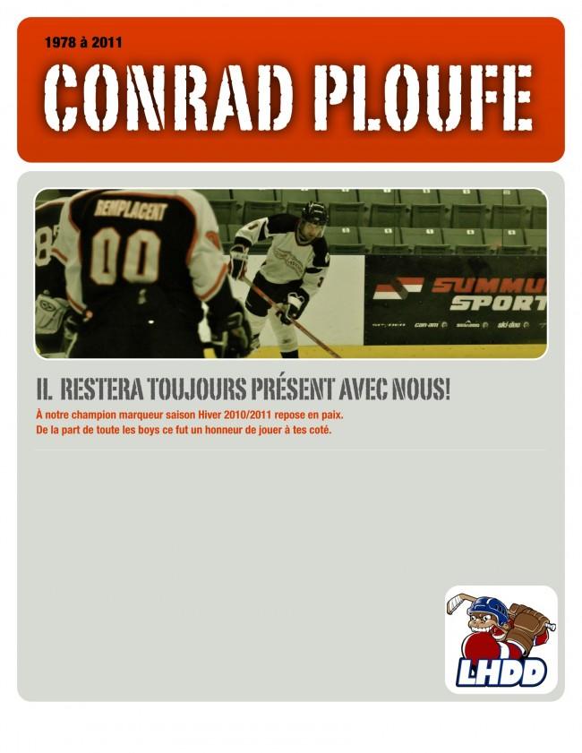 Conrad Plouffe