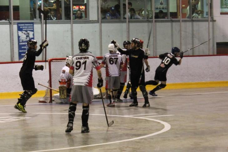 dek hockey longueuil